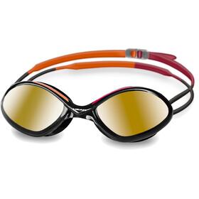 Head Tiger Mid Race Mirrored ÖTILLÖ– Ltd Goggle BKSMK